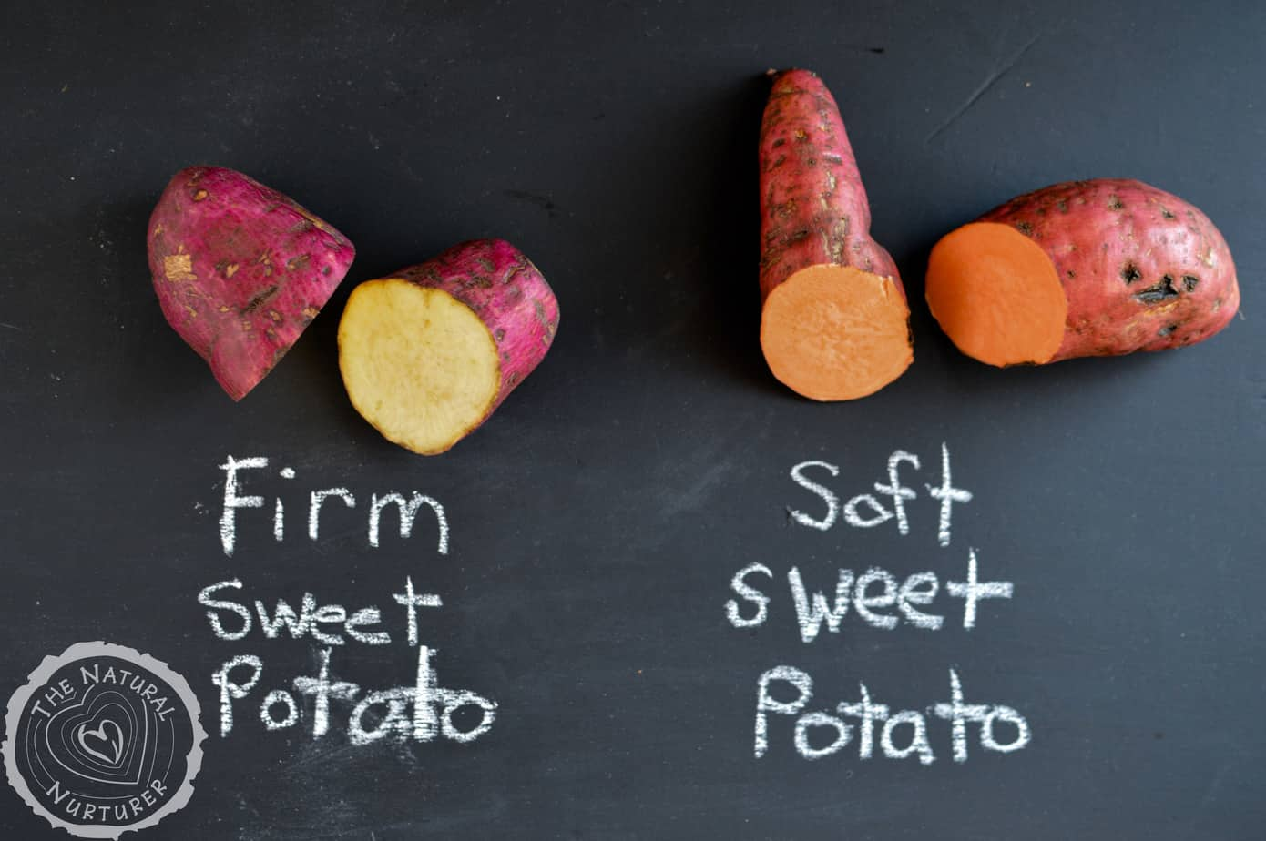Baked Sweet Potato Fries with Homemade Ketchup - The Natural