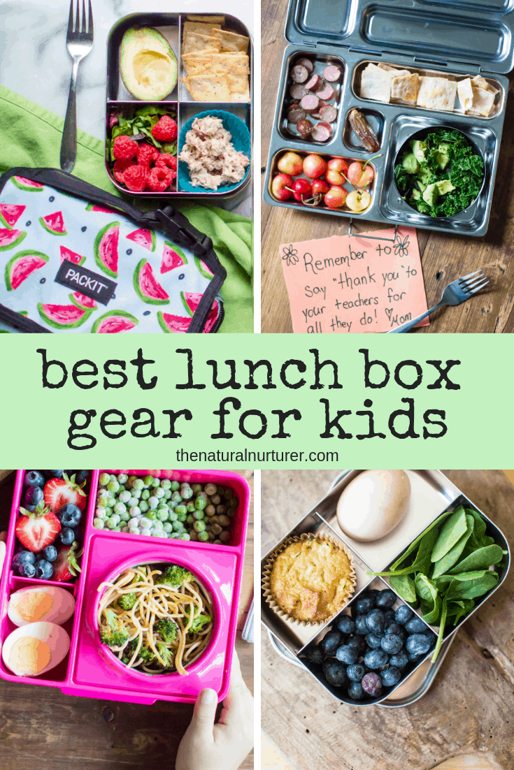 e2e25645ffc2 The Best Lunch Box Gear for kids - The Natural Nurturer