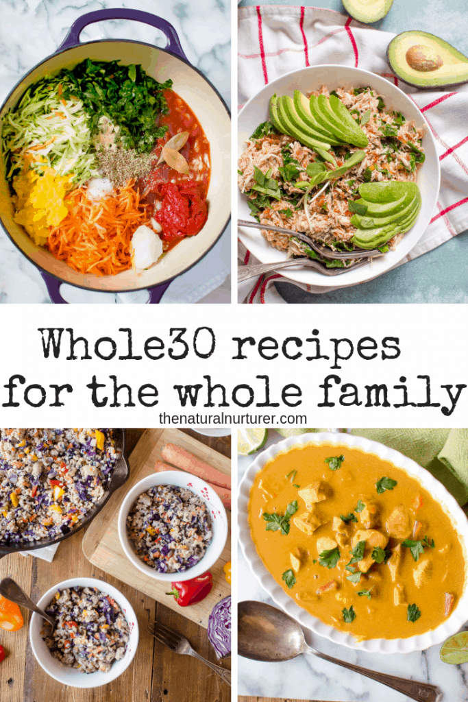 b1d4b4a9ecd5 The BEST Family-Friendly Whole30 Recipes - The Natural Nurturer